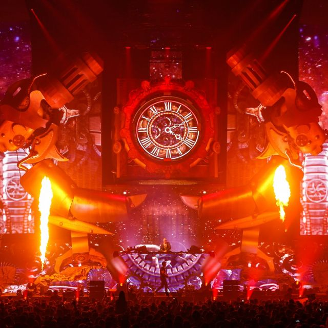 Reverze - Guardians Of Time | Official 2014 Pictures